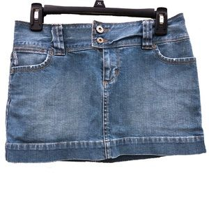 American Eagle Outfitters | denim mini skirt | 4